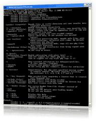 Output of 'Nu-Coder.exe -h'