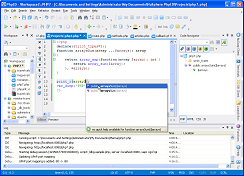 PHP7.1 IDE syntax support