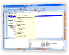 PHP Code folding