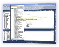 PHP Magento Code Explorer interfaces