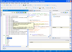 PHP IDE Remote Code Explorer