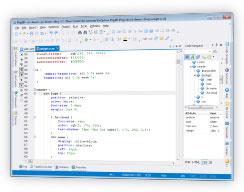 PHP IDE for SCCS