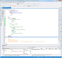 PHP-7.4 IDE syntax support